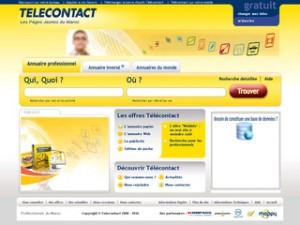 2010 TÉLÉCHARGER TELECONTACT MAROC