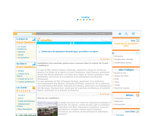 Site de wilaya casablanca en ligne for Site de jardinage en ligne