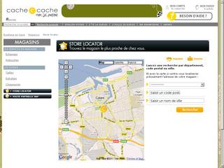 Cache cache magasin en ligne actualit s du maroc et du for Magasin de jardinage en ligne