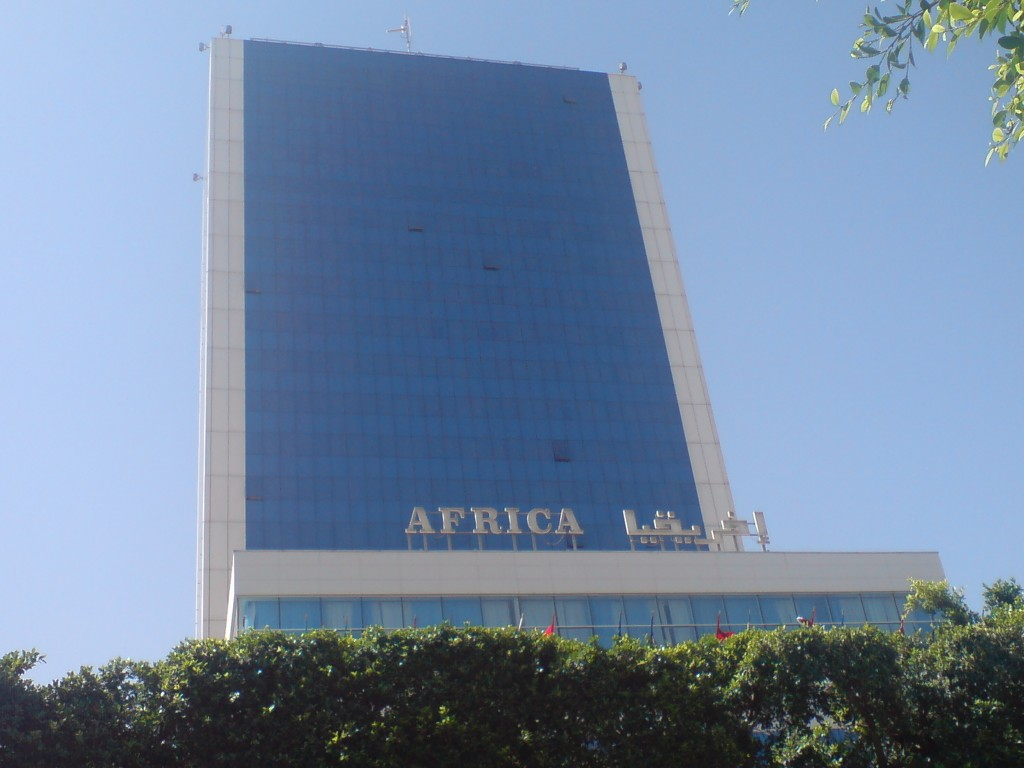 hotel africa en tunisie  recrutement de divers profils