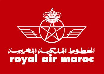 Logo royal air maroc-agence de voyage
