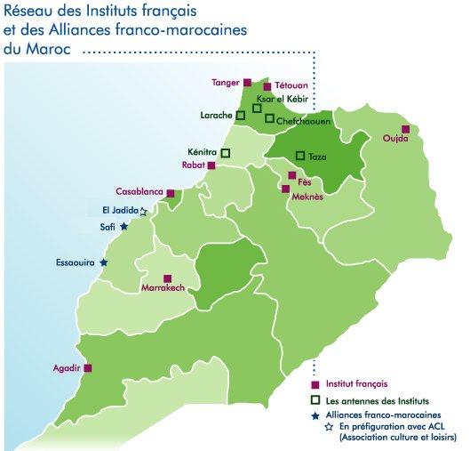 Rencontre en ligne au maroc