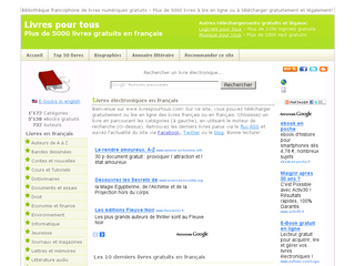 Livres et ebooks gratuits en fran ais t l charger sur - Telechargement office 2010 gratuit francais ...