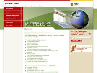 Formation distance par universit laval canada - Formation cuisine a distance ...