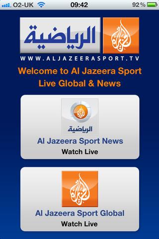 Fréquence Al Jazeera Sport News TV sur Nilesat